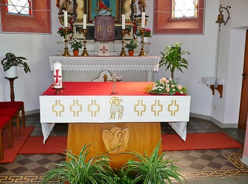 3. Innenansichten Kapelle