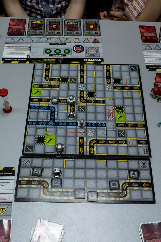 Best Auto Racing Board Games Robo Rally