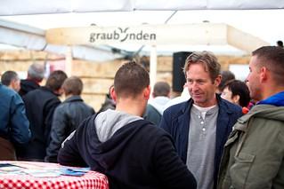Hauptsponsor Graubünden   by Bike Days Schweiz