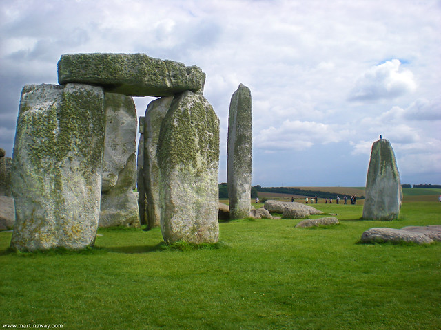 Megaliths.