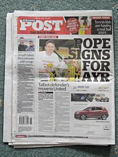 Ayrshire Post
