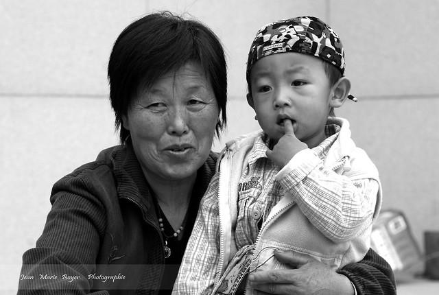 Chine - Xinjiang - 中國 - 絲綢之路
