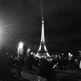 Eiffel New Year's Eve | by h.rav