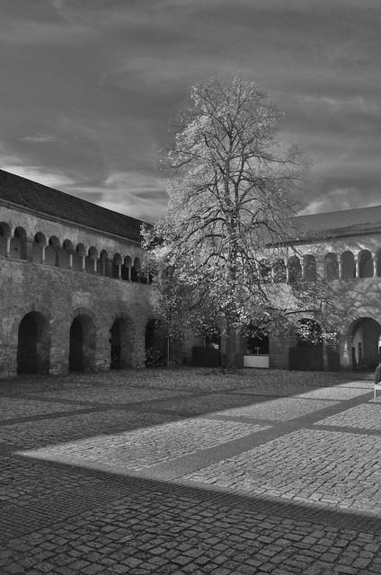 Courtyard Trier Germany