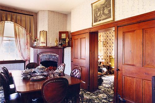 Craigflower Manor and Schoolhouse, Victoria, Vancouver Island, British Columbia, Canada
