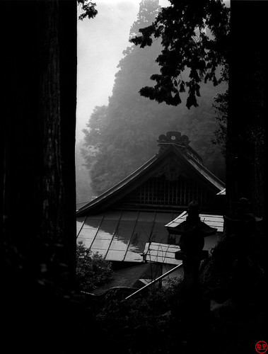 Taiyoji temple building | by Hans ter Horst Photography