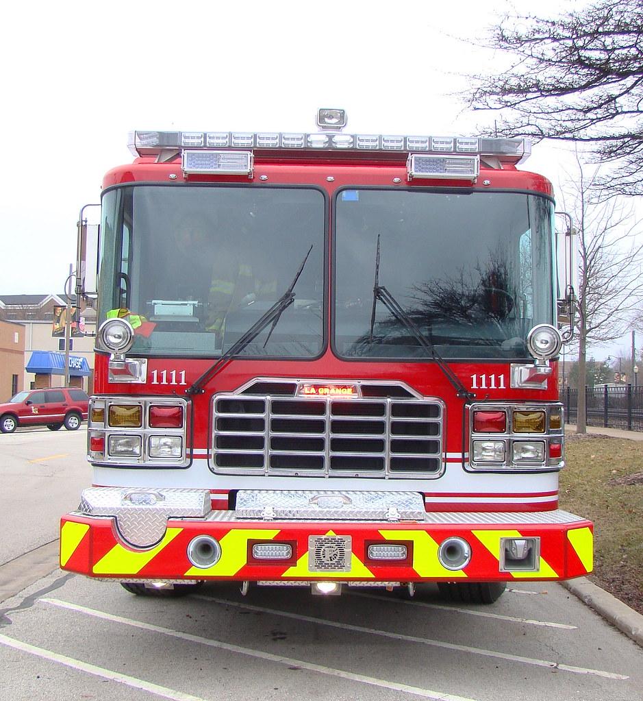 The Village of LaGrange Fire Dept  | Now your fire dept's ca