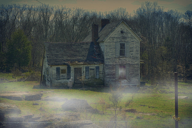 Rockey Valley Rd ghost fr