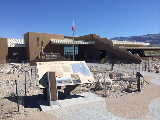 Desert national wildlife refuge 05.2014