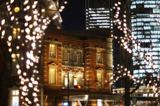 Tokyo Station (from Oazo) | by j_arlecchino