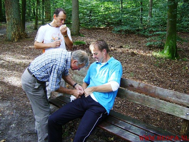 Veluwse Walkery 06-09-2008 40 Km (38)