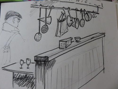 46e sketchcrawl 2015 01 31  071 (Copier) | by Marie France B