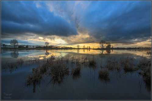 View at the River Maas1 | by Evelakes67