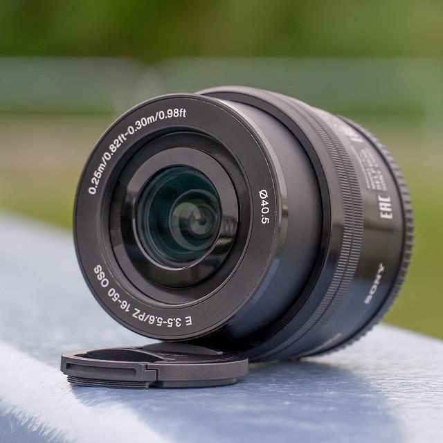 SONY E PZ 16~50mm ƒ/3.5~5.6 OSS (SEL1650)