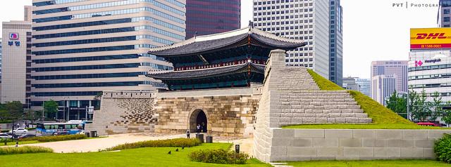 Sungnyemun Gate (Namdaemun Gate)