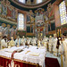 June 19, 2016: Orthros and Divine Liturgy of Pentecost at St. Menas Cathedral in Heraklion, Crete