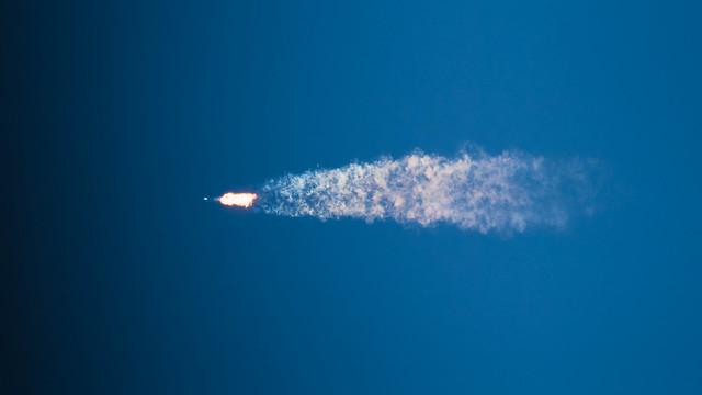 Falcon 9 launch of ABS & Eutelsat