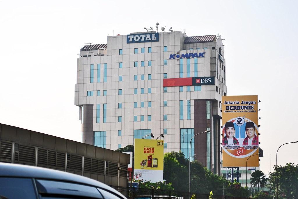 Gedung Total