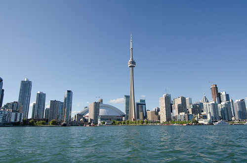 Toronto Skyline & CN Tower | by UnTapping The World