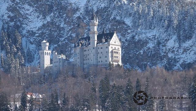 Fairytale Castle Neuschwanstein