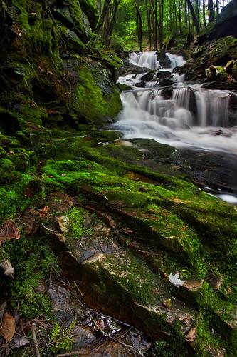 waterfall newhampshire circularpolarizer lyndeborough canonef1740mmf4l 5dmarkii senterfalls
