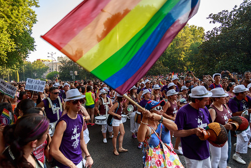 Gay Pride Madrid 2013