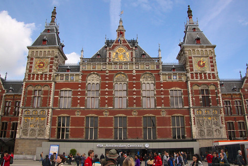 Amsterdam Centraal | by H. Michael Miley