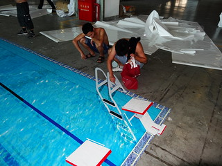 swiming pool in EXPO 2013_17 | by 3D floor sticker - YeJun