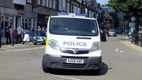 AD58 AAF Cambridgeshire Police | by mr-bg