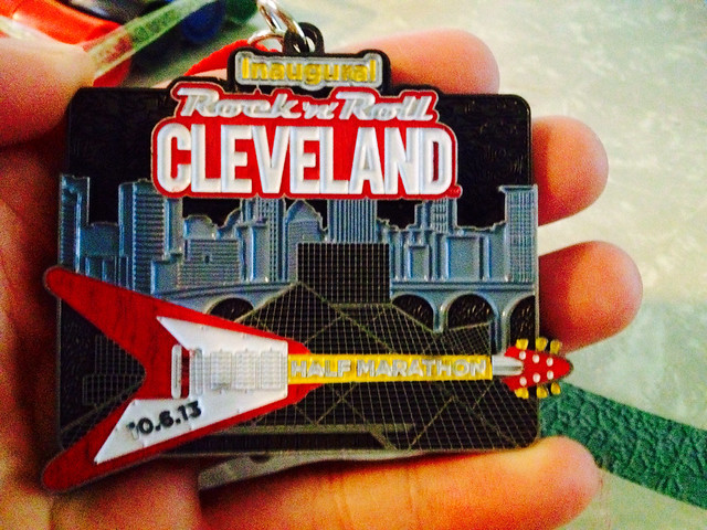 Earned this today. #RnRCLE