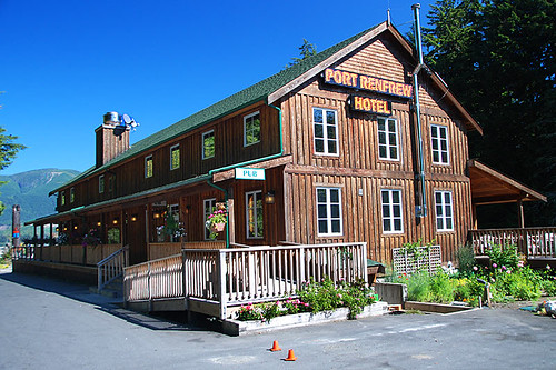 Port Renfrew Hotel, Port Renfrew, South Vancouver Island, British Columbia, Canada