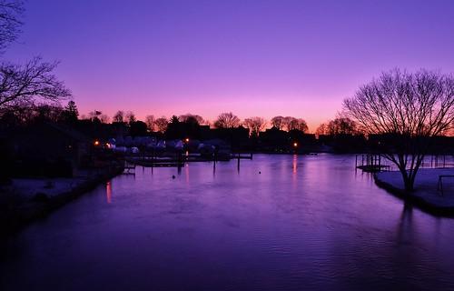 ri sunrise river rhodeisland pawtuxet