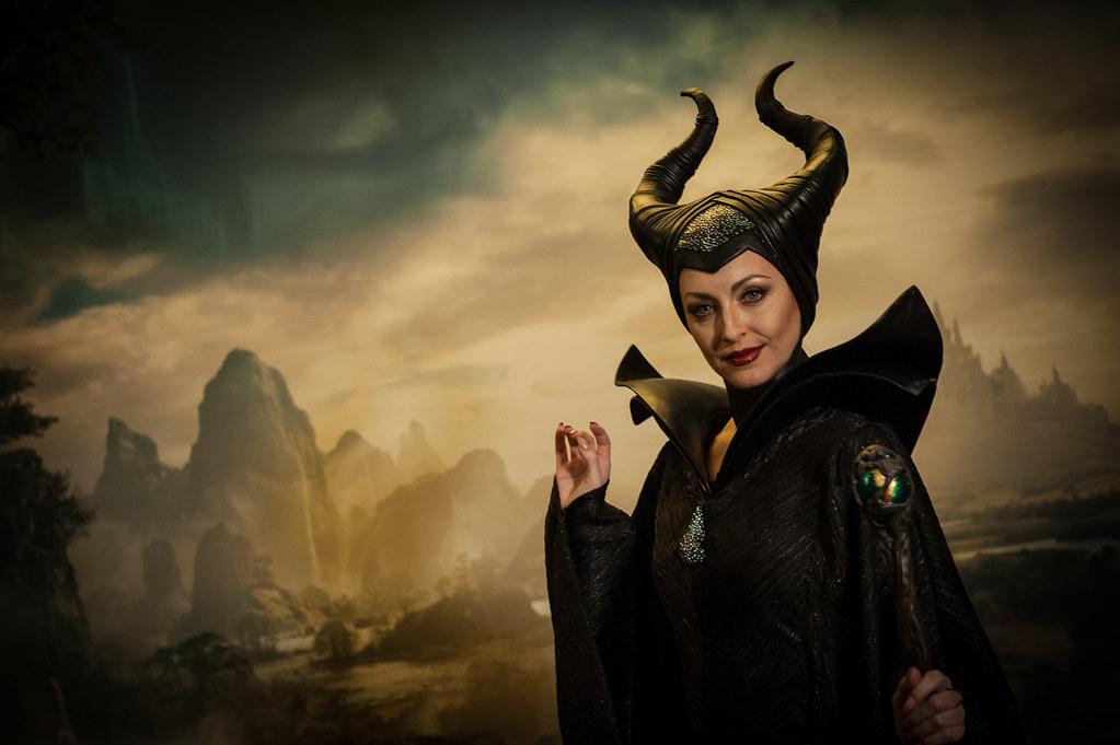 Maleficent At Disney Social Media Moms Celebration Flickr