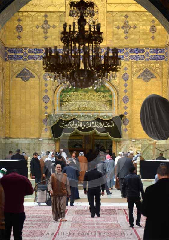Hazrat Imam Ali (RA) tomb, Najaf, Iraq | Ameer Hamza | Flickr