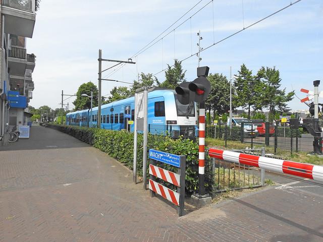 Spoorwegovergang / Railway crossing