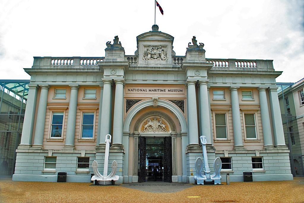 National Maritime Museum. Greenwich, London.