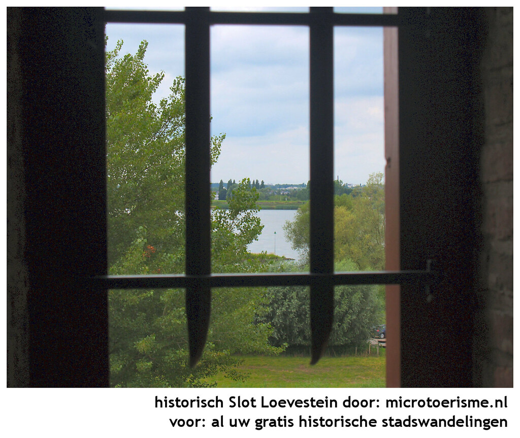 Microtoerisme InZicht Stadswandeling Slot Loevestein - 045