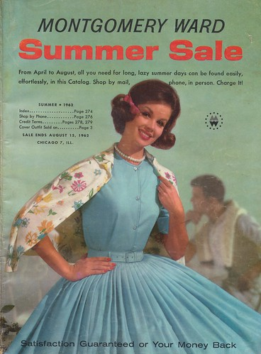 Montgomery Ward Summer Sale   by The Cardboard America Archives