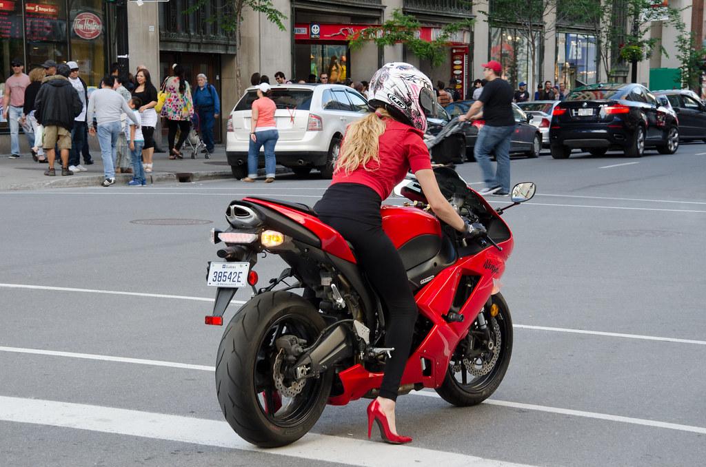 BikeXayk71 Flickr On High High Heels On Heels DIWEH2eYb9