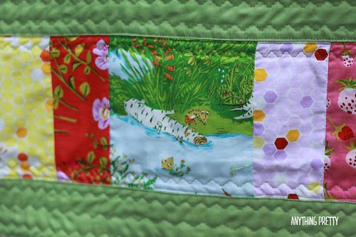 Briar Rose Quilt | by anythingpretty