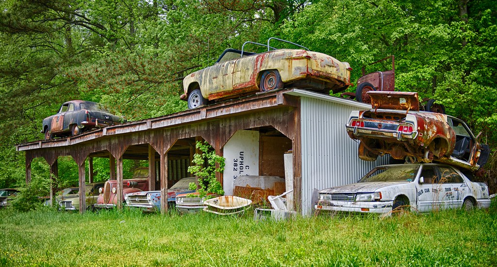 Old Car City - White, GA