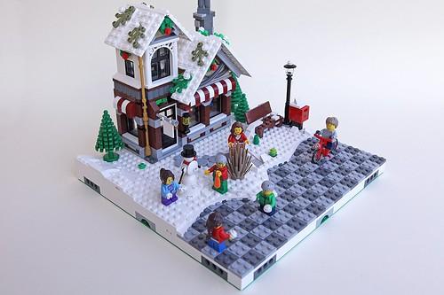 mod 2 - toyshop