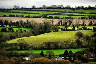 Irish countryside   by catieleary