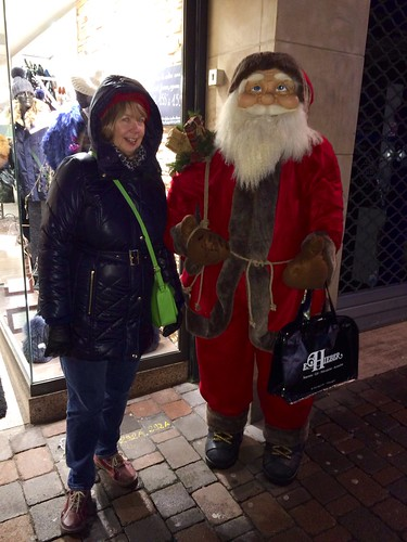 Claire and St Nick