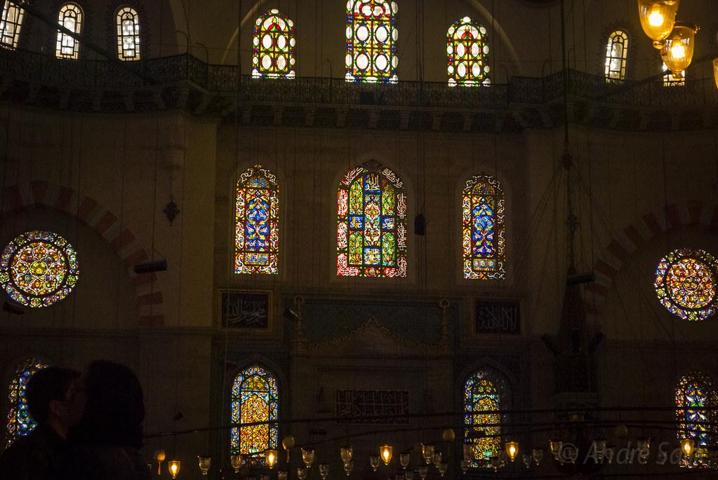 Мечеть Сулеймание в Стамбуле 11:09:44 DSC_5859