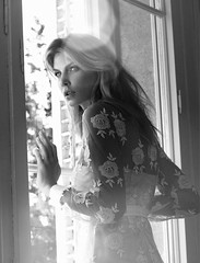 Angela Lindvall by Xavi Gordo for ELLE Russia, March 2014 by cool chic style fashion (4)