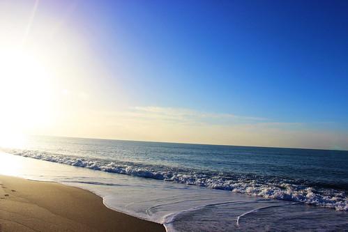 sea nature beauty sunrise mediterranean