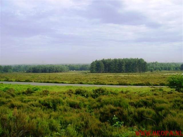 1e dag Amersfoort  40 km  22-06-2007 (9)