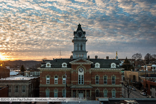 winter sunset ohio usa architecture clouds landscape nikon downtown unitedstates athens clocktower uptown courthouse dslr collegetown goldenhour ohiouniversity d800 johnsullivan kneebeau 45701 johnpsullivan johnpaulsullivan