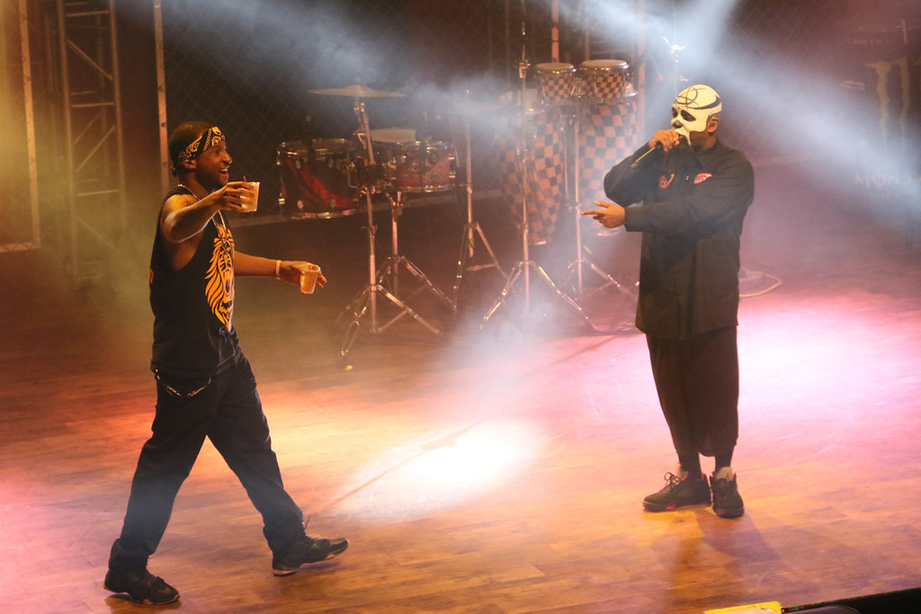 Tech N9ne and Krizz Kaliko | Tech N9ne and Krizz Kaliko, Rit